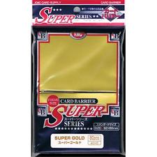 KMC Sleeves Standard Super 80ct Gold