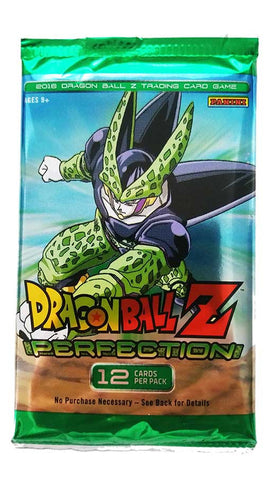 Dragonball Z Perfection Booster Pack