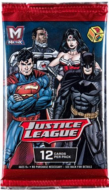 Meta X Justice League Booster Pack