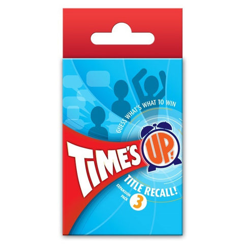 Time's Up Title Recall Expansion Pack 3