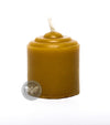 1.5 Inch Votive Beeswax Candle