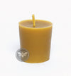 2 Inch Votive Beeswax Candle