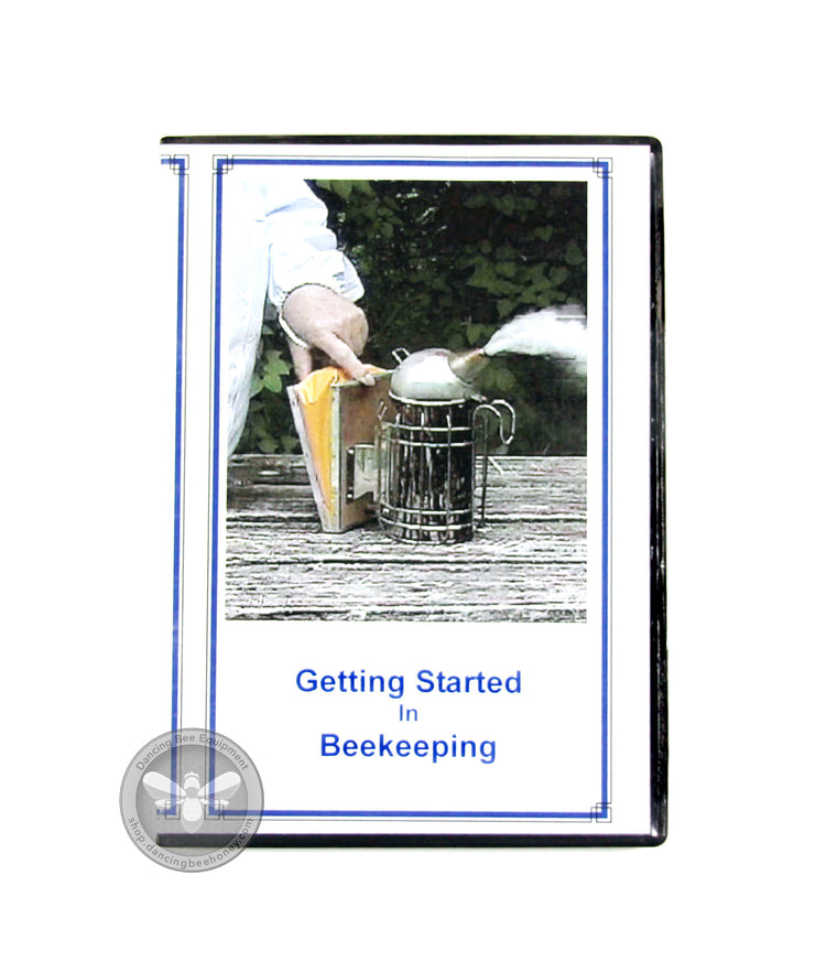 Getting Started <br> in Beekeeping <br> DVD