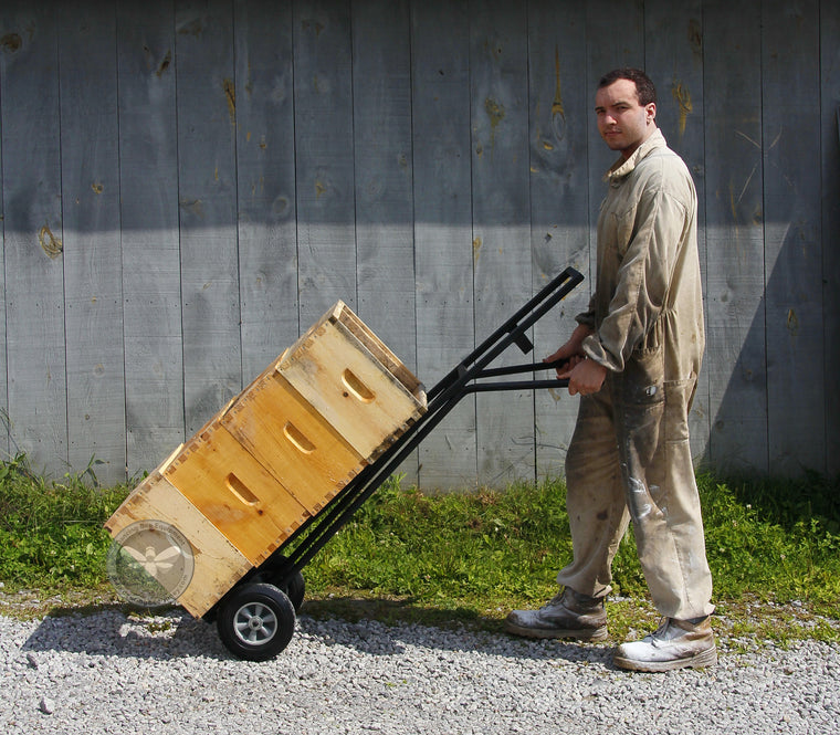 Dancing Bee Steel Honey Super Hand Truck