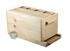 5 Frame Wooden Feeder Nuc Box