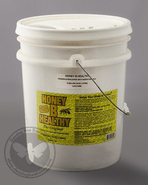 Honey Bee Healthy - 5 gallon