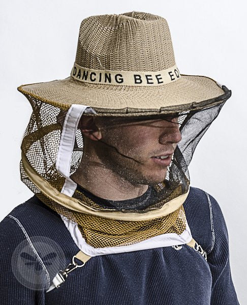 Dancing Bee Pull-Over Veil
