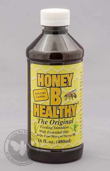Honey Bee Healthy - 16 oz.