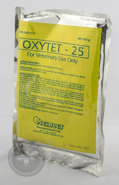 Oxytet - 25 - 454g (125 Treatments)
