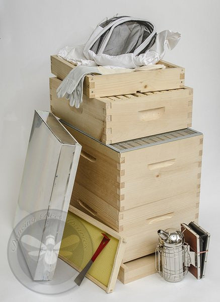 Deluxe Beekeeping Kit <br> Product Code DBK-001