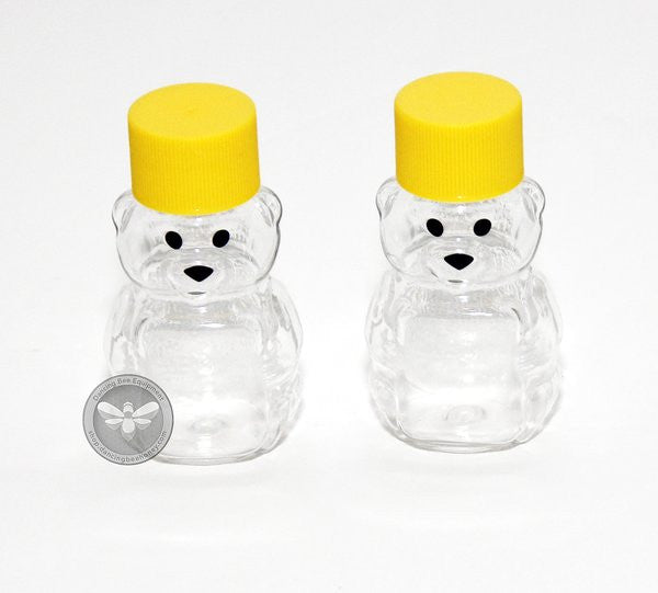 60 ml Plastic Bear