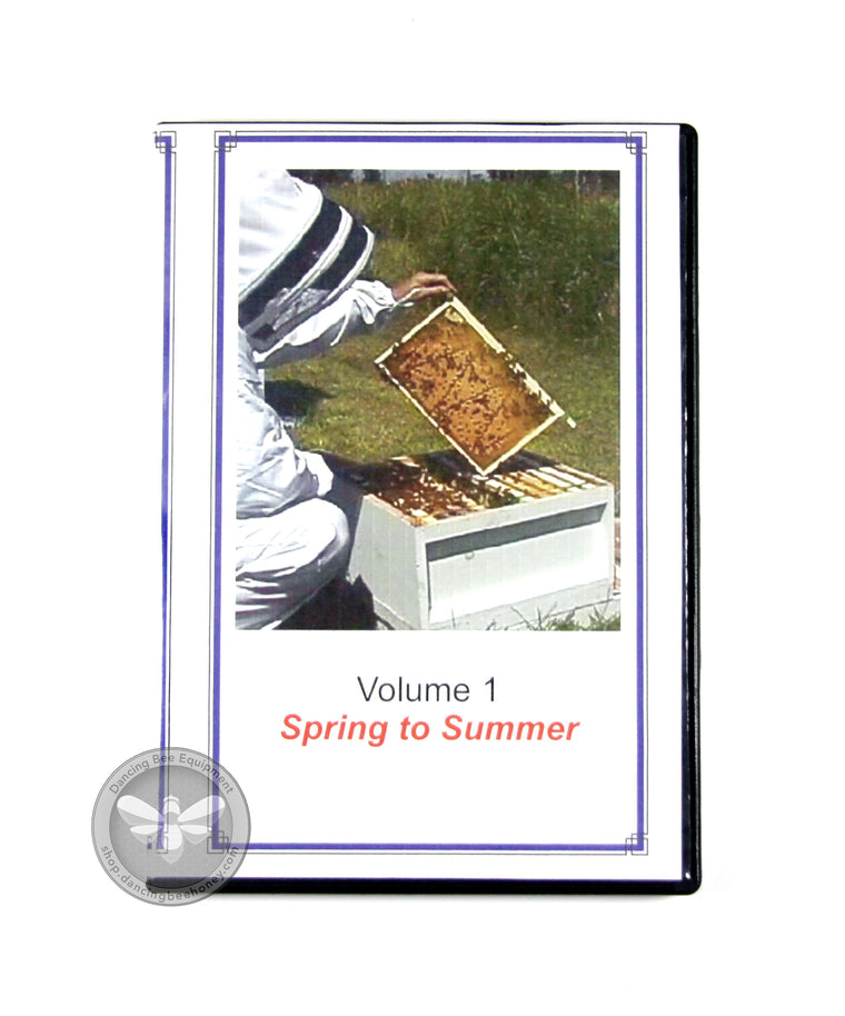 Beekeeping Volume 1 <br> Spring to Summer <br> DVD
