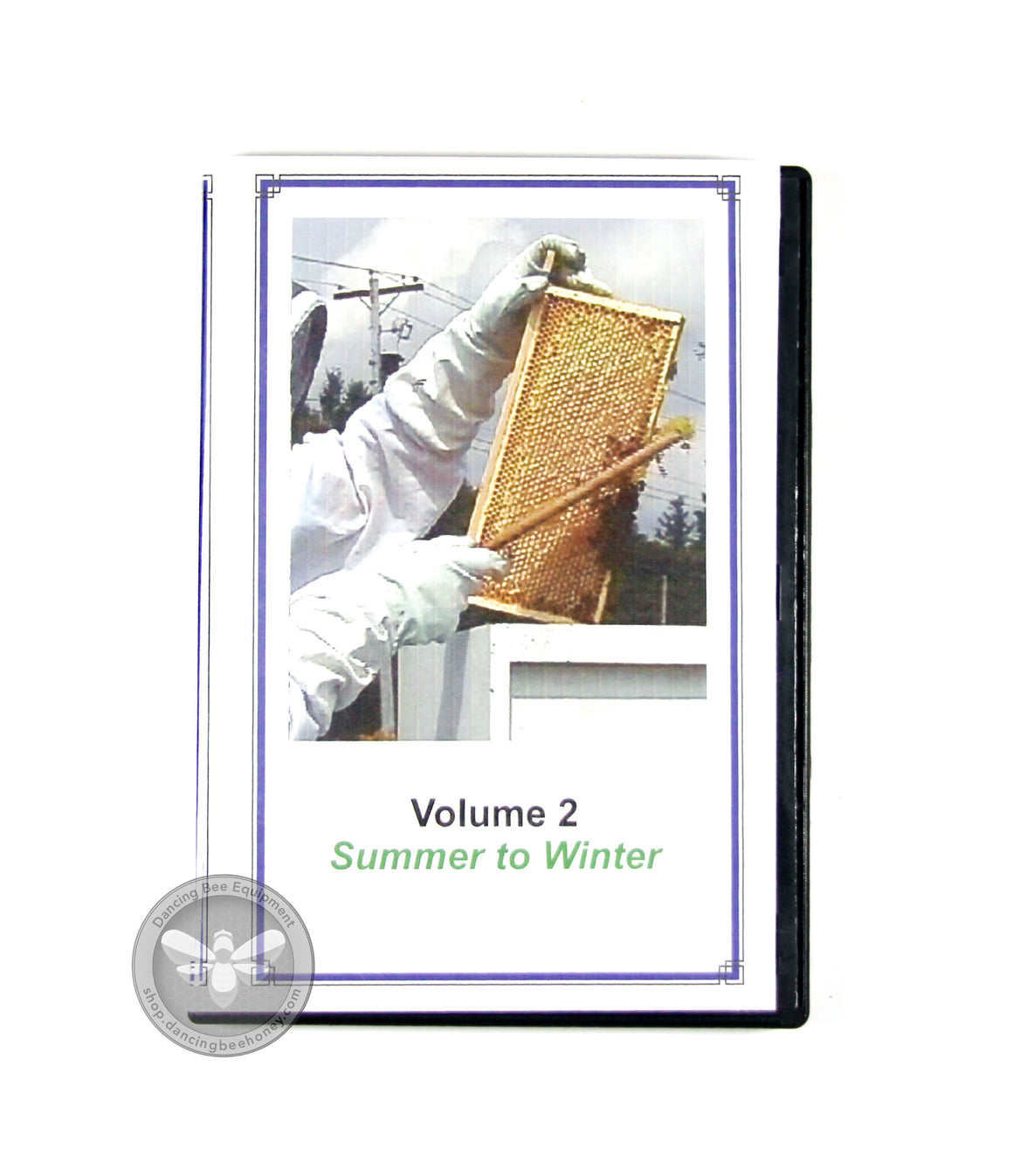 Beekeeping Volume 2 <br> Summer to Winter <br> DVD