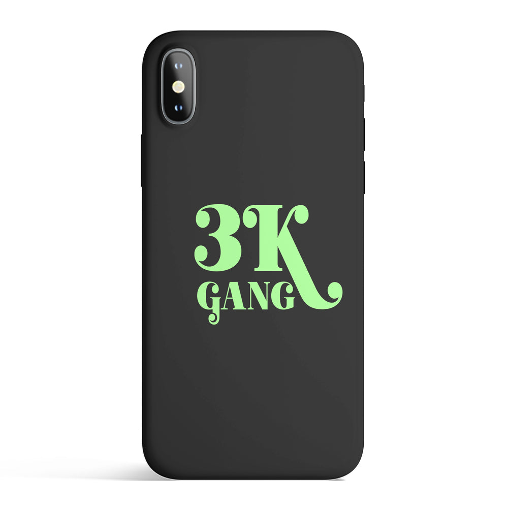 3K GANG IPHONE CASE