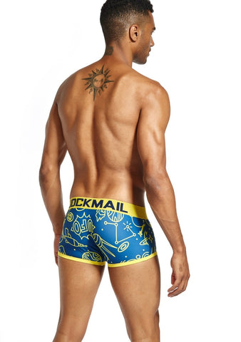 Outer Space Boxer Brief - Pride Picks