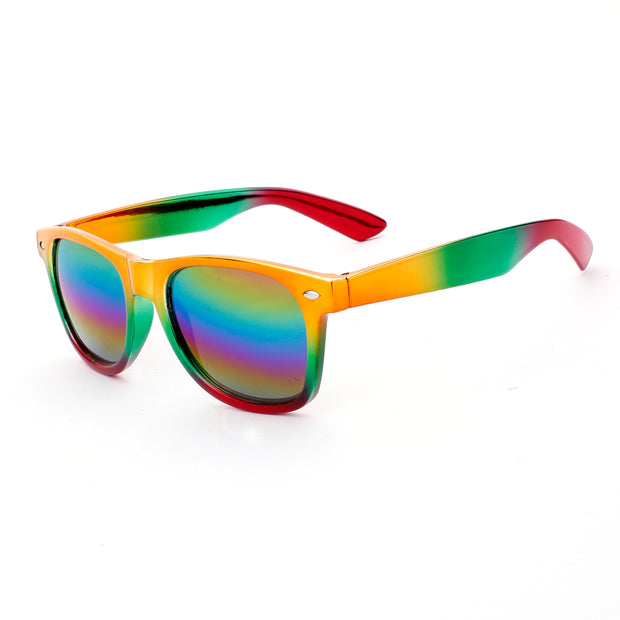 Rainbow Lens Pride Sunglasses