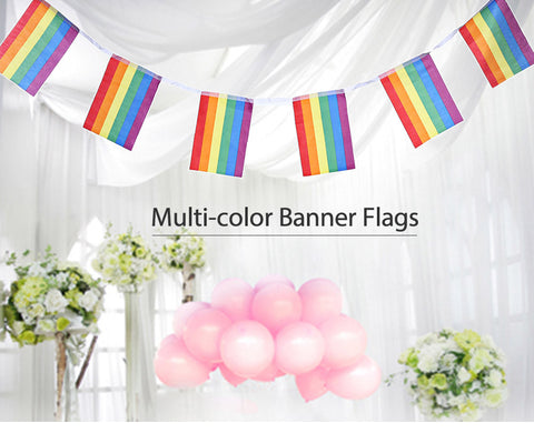 Rainbow Pride Banner - Pride Picks