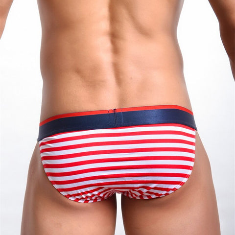 US Flag Jock Brief - Pride Picks