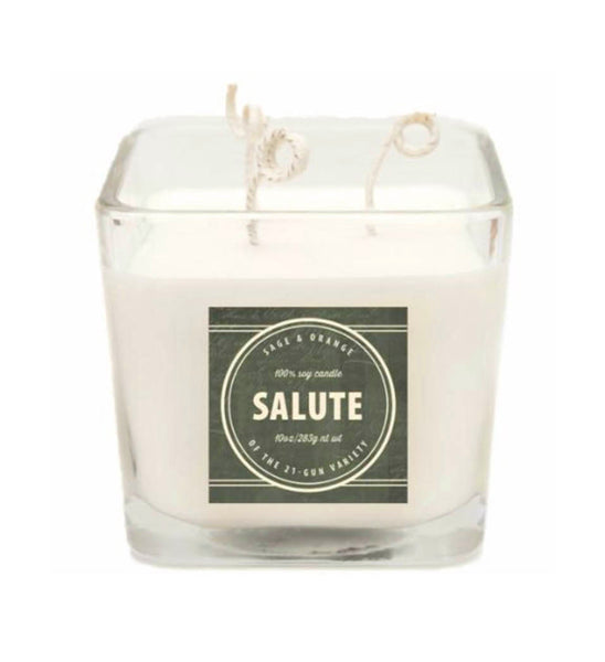 Candle | Salute