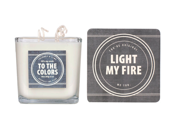 Candle | To The Colors