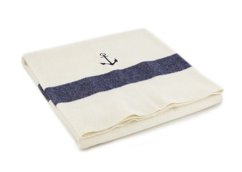 Baby Blanket | Anchor