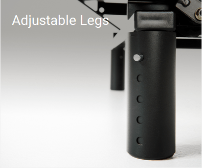 adjustable legs