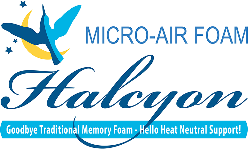 Halcyon Micro-Air Foam