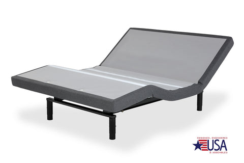 Adjustable Bed Base: Leggett & Platt S-Cape 2.0+ Foundation Style