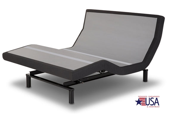 Adjustable Bed Base: NEW Leggett & Platt Prodigy 2.0 with Bluetooth and USB Ports
