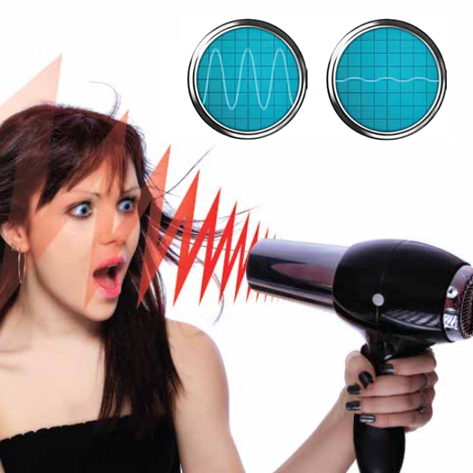 EMF EFFECTS ON HAIR
