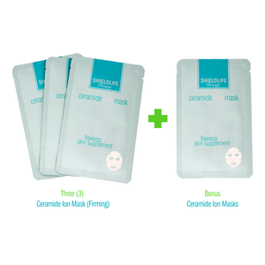 Ceramide Ion Mask (Firming) - 3+1