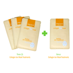 Collagen Ion Mask (Plumping) - 3+1