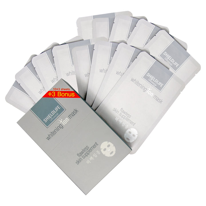 Whitening Ion Mask (Brightening) - 10+3