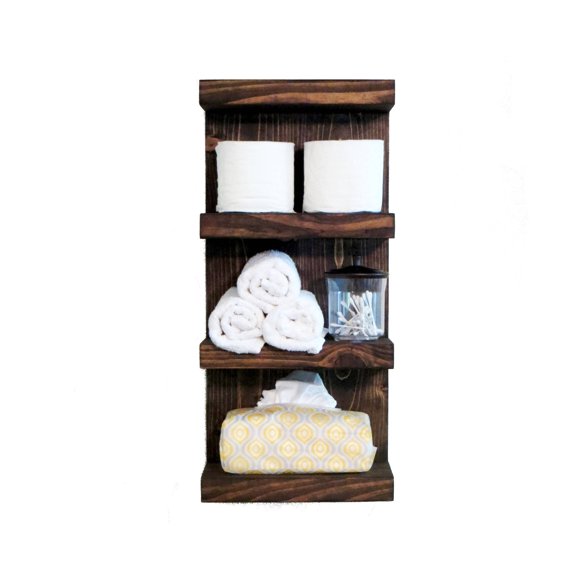 4 Tier Bathroom Organizer