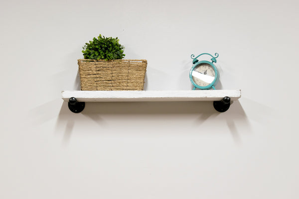 Quick Install Reclaimed Style Wood Shelves Floating Shelves Floating Shelf Wood Shelves Rustic Shelves Wood Wall Decor Reused Shelving
