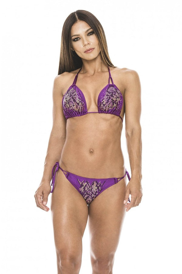 Babalu Fashion USA Colombian Swimwear 14674 Sexy Bikini SET Triangle