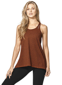 Tank Top FLOWY - Copper