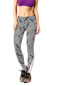 Leggings NZ Bicolor - White Back