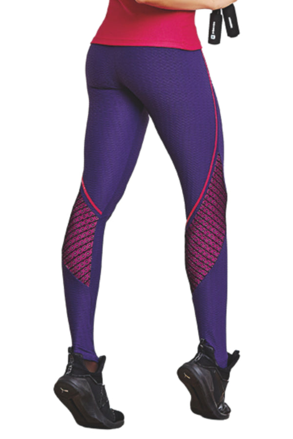 Leggings GAME - Purple/Pink
