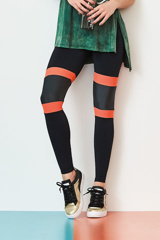 High Waist Leggings - Black