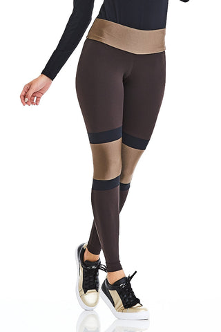 Leggings EXPECTATIONS - Gray and Black