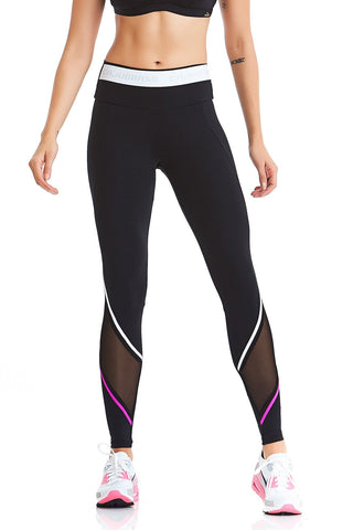 2 Piece SIRE Leggings Set - FIG PURPLE