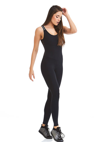NZ Jumpsuit ISABELLA - Black