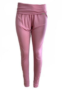 CajuBrasil SAROUEL Pants - Rose Dust