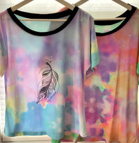 Tie Dye T-Shirt LIGHT