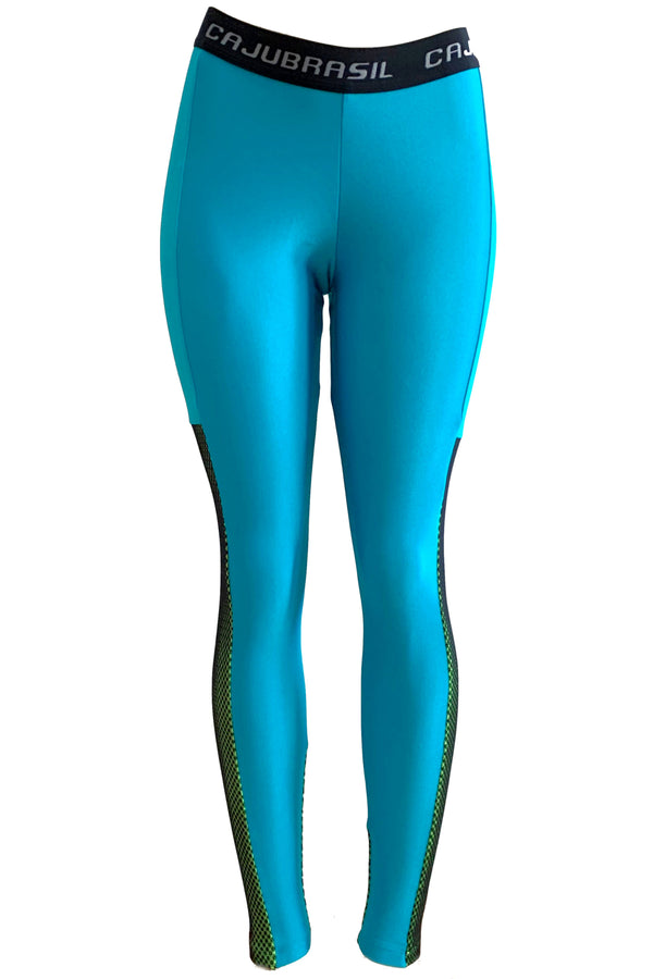 Supplex Leggings URBAN - Jade