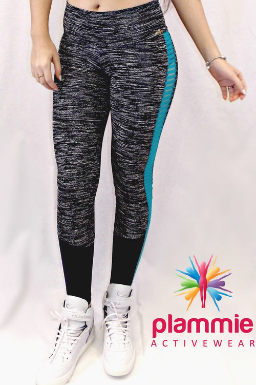 Leggings POWER - Jade Accents