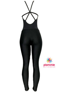 CajuBrasil USA Brazilian Fitness 7576 Slimming Compression NZ Jumpsuit