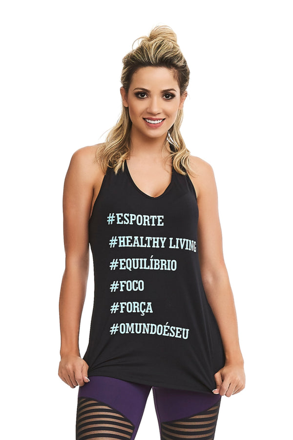 Tank Top HASHTAG - More Colors