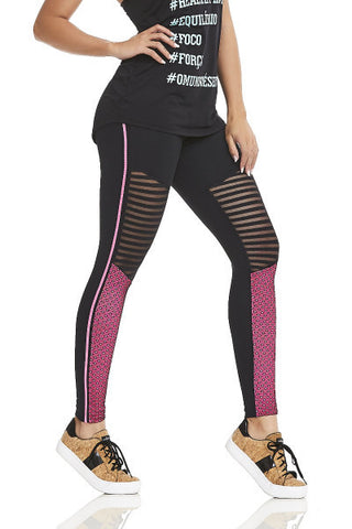 CajuBrasil BODY Unique - Black/Pink